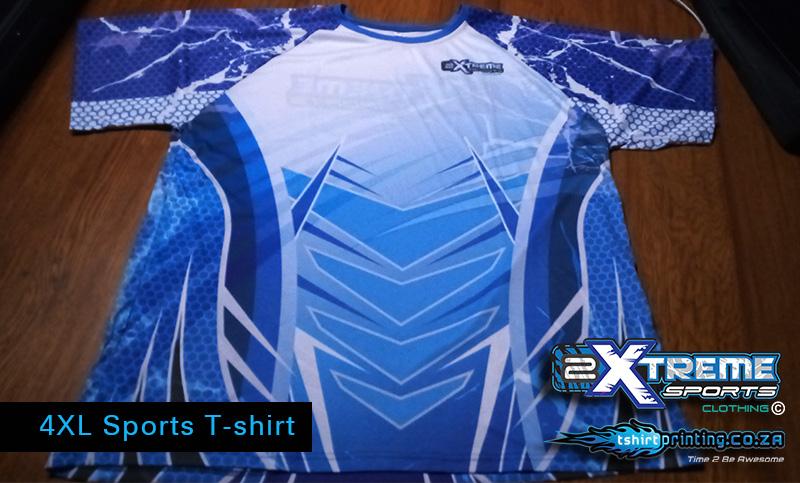 4XL-Sports-T-shirt
